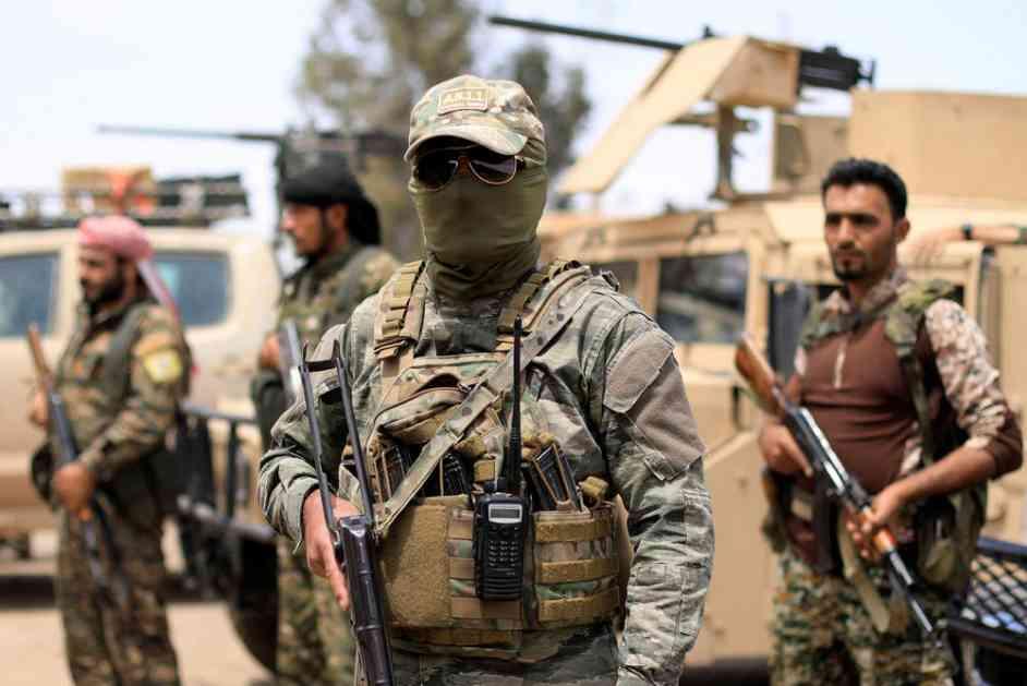 KRVAVI OBRAČUN ASADOVIH PROTIVNIKA U SIRIJI: U sukobima islamista i snaga koje podržavaju SAD desetine mrtvih (VIDEO)