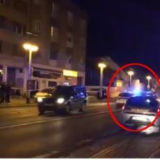 KRVAVI OKRŠAJ u komšiluku! Izbodena DVOJICA MUŠKARACA U KAFIĆU: Krvavi se jurili i po ulici! (VIDEO/FOTO)