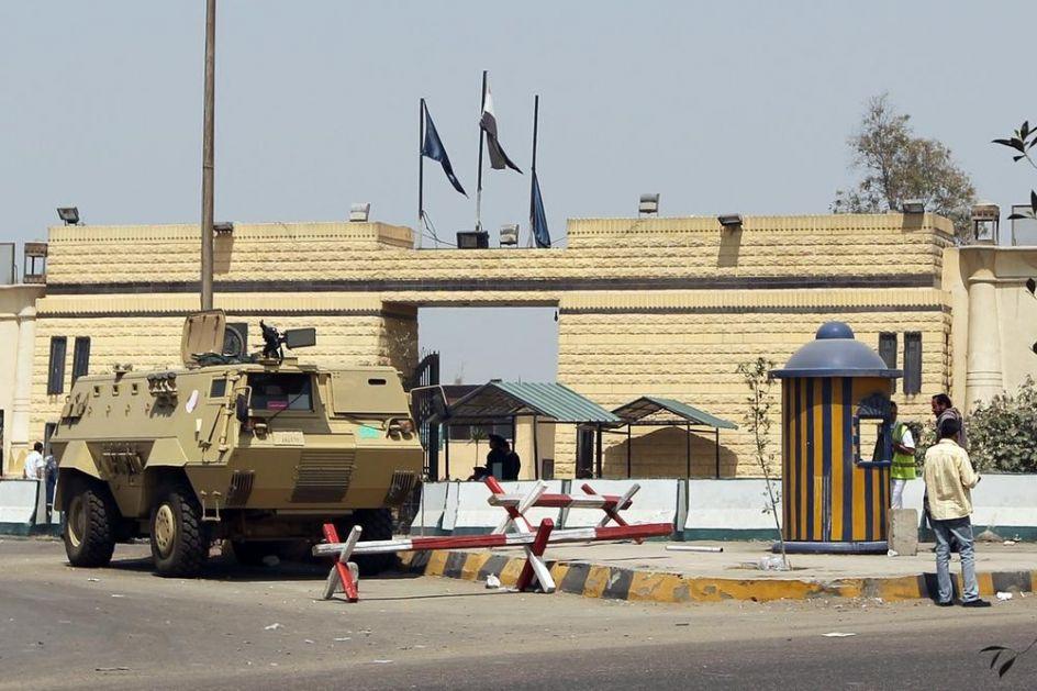 KRVAVO BEKSTVO IZ ZATVORA: Osuđenici na smrt pokušali da pobegnu u Kairu ali im je tu bio kraj! Stradali i policajci!