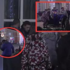 KRVOLIPTANJE, GUBIO SVEST! Miljana Kulić  UDARILA ZOLU U OKO, on MODAR, uvija se od BOLOVA!