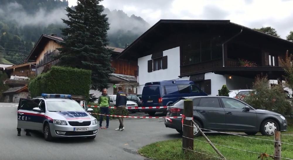 KRVOPROLIĆE U AUSTRIJI: Upao u kuću bivše devojke, pa ubio nju, njenu porodicu i novog dečka! Posle se sam predao policiji! (VIDEO)