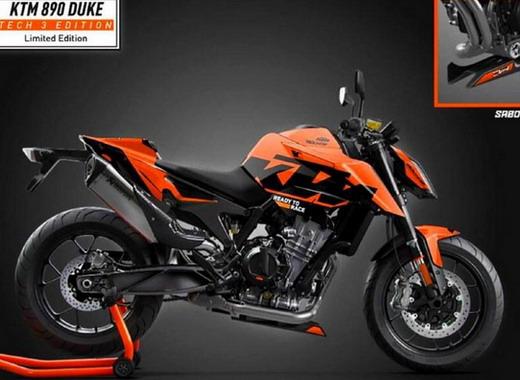 KTM predstavio novu ograničenu seriju 890 Duke modela