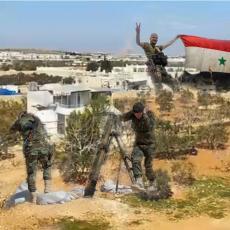 KUCNUO JE ČAS, PORUKA JE JASNA: SAA žestoko tuče minobacačima, granate uzorale Al-Bab, to znači samo jedno (VIDEO)
