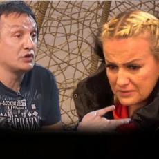 KUNEM SE U SVOJE JEDINO DETE: Ermina progovorila o poljupcu sa Gagijem - sve je ISTINA (VIDEO)
