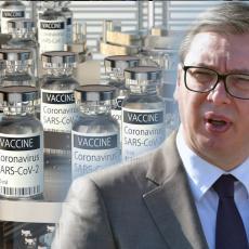Vučić otkrio istinu o učestvovanju Srbije u testiranju kineskog cepiva: Najavljeno i da stiže nova vakcina u OKTOBRU!