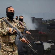KURDI SE BAŠ OSILILI U SIRIJI: Napravili haos na severoistoku države, Rusi sprečili krvoproliće (VIDEO)