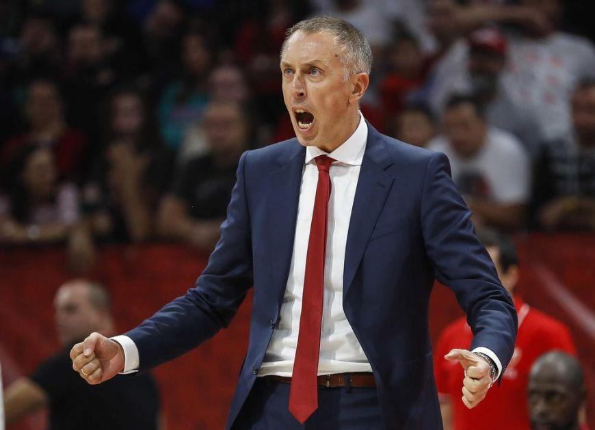 KURIR OTKRIVA! Milan Tomić ponudio ostavku na mesto trenera KK Crvena zvezda!