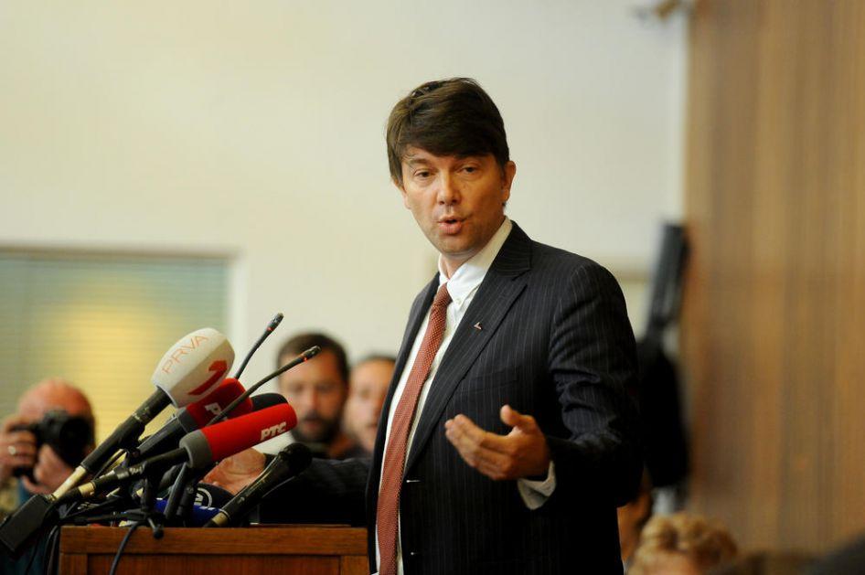 KURIR SAZNAJE! NIKOLA JOVANOVIĆ NAPUSTIO VUKA JEREMIĆA: Podneo ostavku na sve funkcije u Narodnoj stranci!