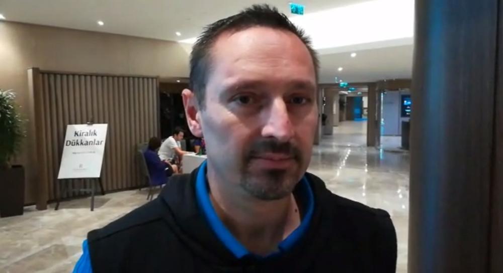 (KURIR TV) SAŠA GRUJIĆ POMOĆNIK SELEKTORA RUSIJE Srbin na klupi ruske košarkaške reprezentacije