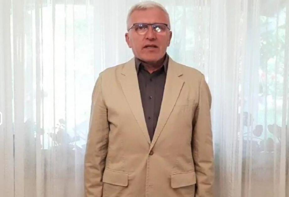 KURIRU HVALA ŠTO NIKAD NIJE ZABORAVIO NAŠE JUNAKE SA KOŠARA: Komandant Ljubinko Đurković nam je čestitao rođendan