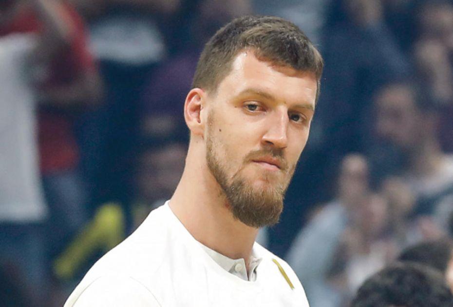 KUZMIĆ STAO NA NOGE: Košarkaš objavio sliku koja slama srce