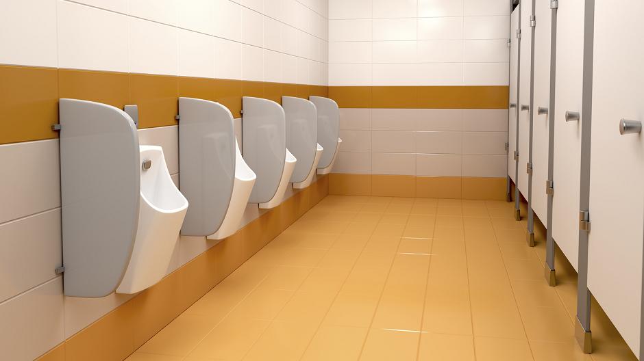 KVAKA u muškom toaletu prljavija od daske WC šolje!
