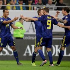 KVALIFIKACIJE ZA EP: Posle Finaca i Šveđani overili plasman na EURO (VIDEO)