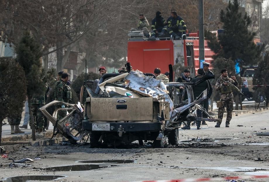 Kabul: Nova eksplozija, troje ranjeno, u prvoj osam poginulo