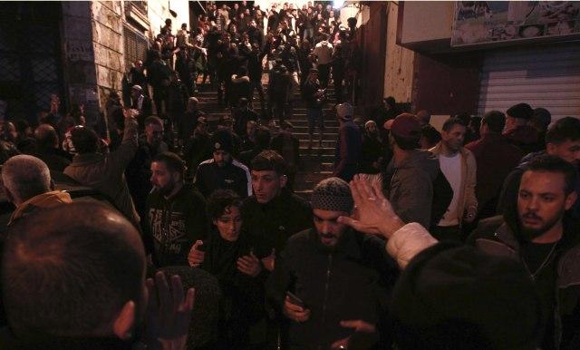 Kad Alžirci glasaju to su demonstracije i sukobi