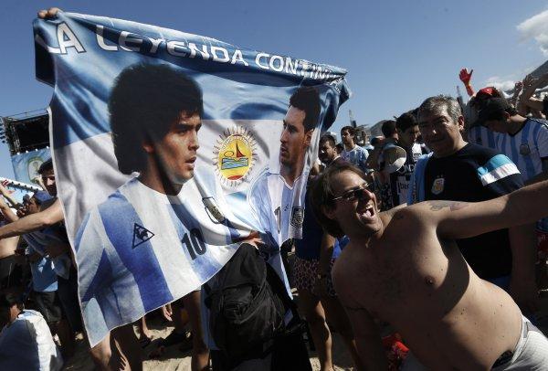 Kad De Laurentis objašnjava, Maradona je bio hendikep za Napoli!?