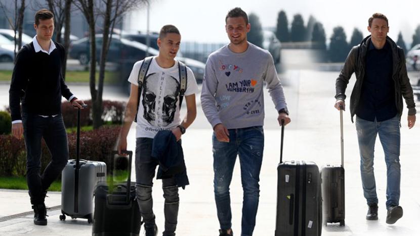 Kad srpski fudbaleri bolje igraju – bolje se i oblače! (VIDEO)