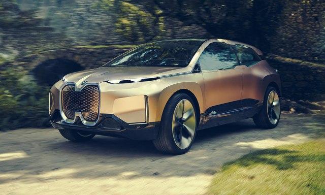 Kada se BMW zagleda u budućnost, nastane Vision iNext