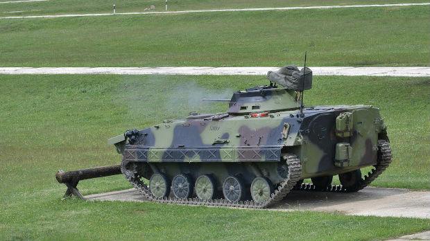 Kadeti u ulozi komandira tenka, koje zadatke moraju da ispune