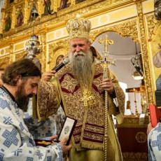 Kadrovske promene u Mitropoliji crnogorsko-primorskoj: Sveštenici Gojko, Obren i Anđelko oprostili se od parohijana