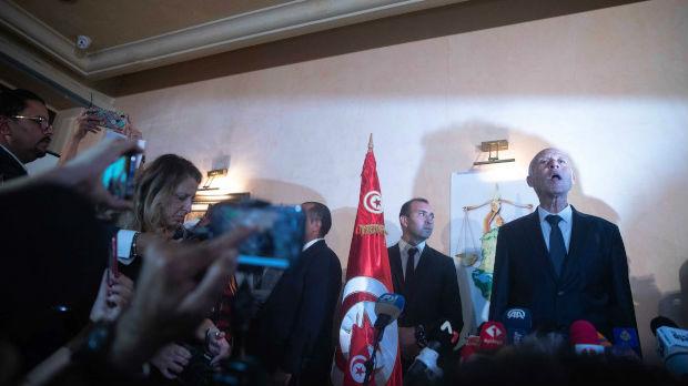 Kais Sajed novi predsednik Tunisa