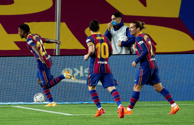 Kakav početak na Nou Kampu, dva gola za deset minuta! (video)