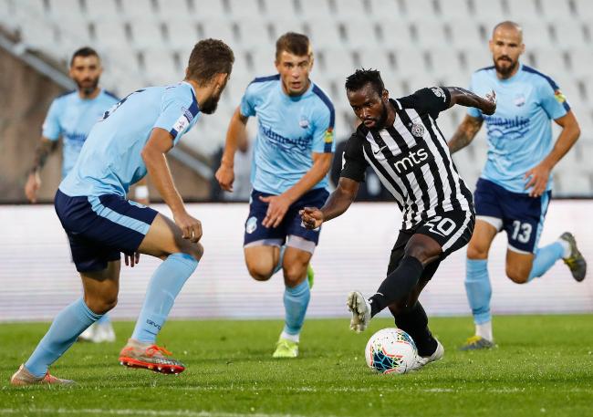 Kako će Partizan bez trojice napadača, ovo je sastav za Čuku?