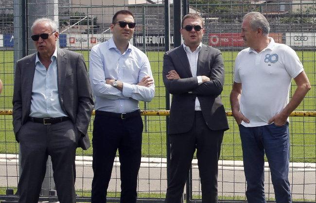 Kako će Partizan potrošiti novac od Rikardovog transfera? Jedno je sigurno, od ovog pojačanja nema ništa! (foto)