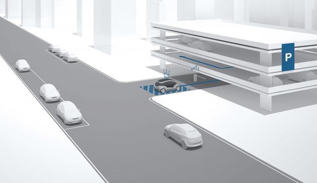 Kako ćemo parkirati automobile u budućnosti
