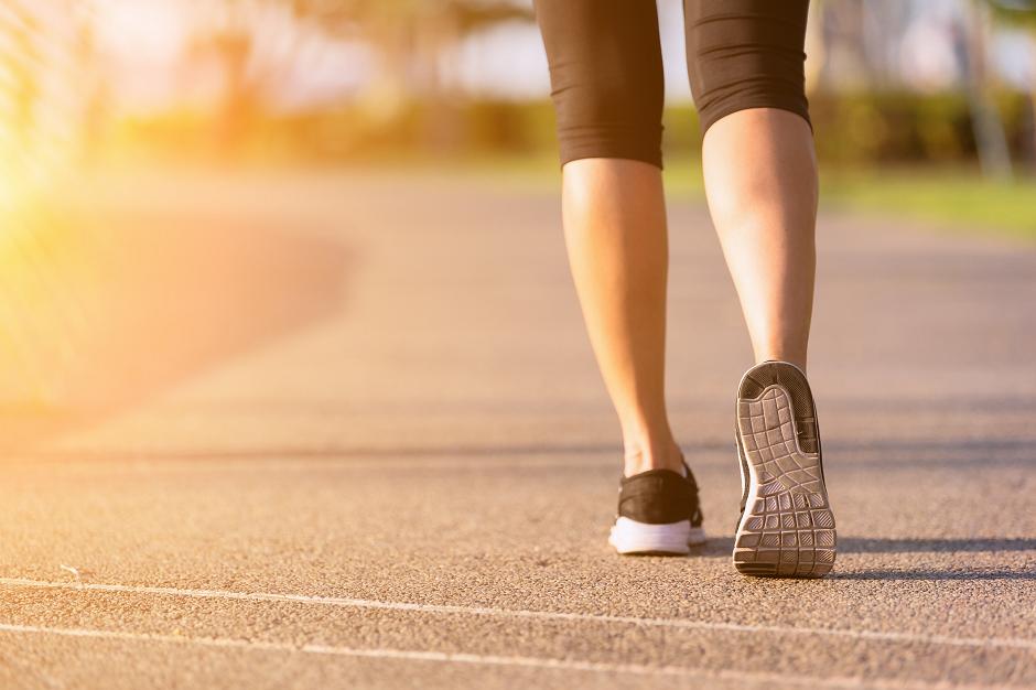 Kako da smršate hodajući