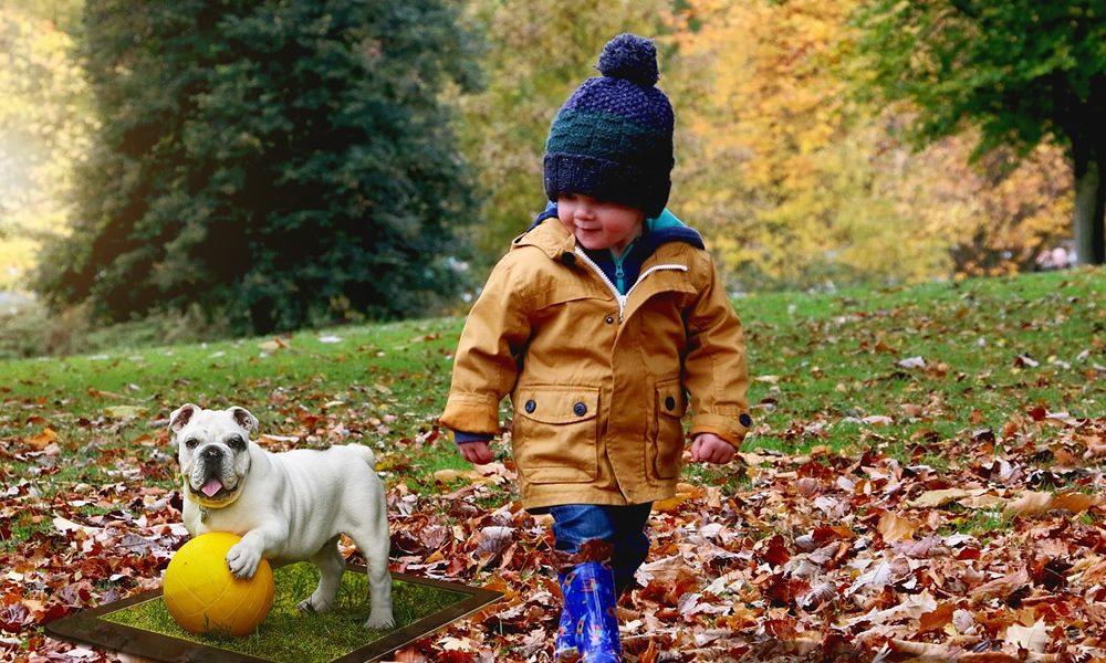 Kako dvogodišnjak oblači jaknu za dve sekunde