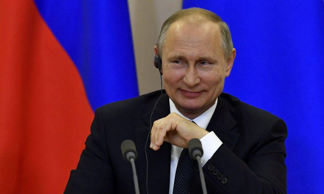 """Kako je Putin """"podigao"""" američku berzu"""