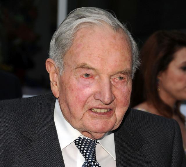 Kako je Dejvid Rokfeler doživeo 101 godinu