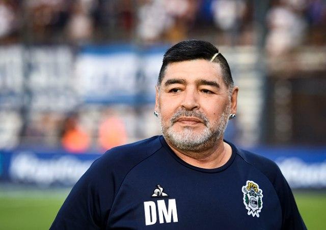 Ovako je govorio Maradona: Nisam hteo sve ovo, samo da majci kupim kuću VIDEO