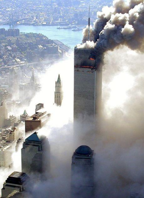 Kako je izgledala drama na američkom nebu 11.septembra