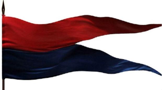 Kako je izgledala prva srpska zastava