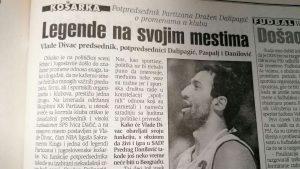 Kako je pad Miloševića uticao na promenu vlasti u KK Partizan?