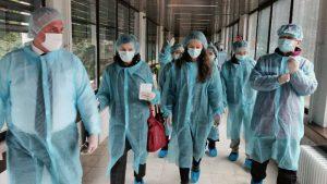 Kako lokalni portali izveštavaju o krizi u ćuprijskoj bolnici?