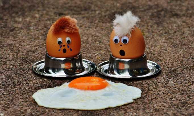 Kako najlakše da oljuštite kuvano jaje