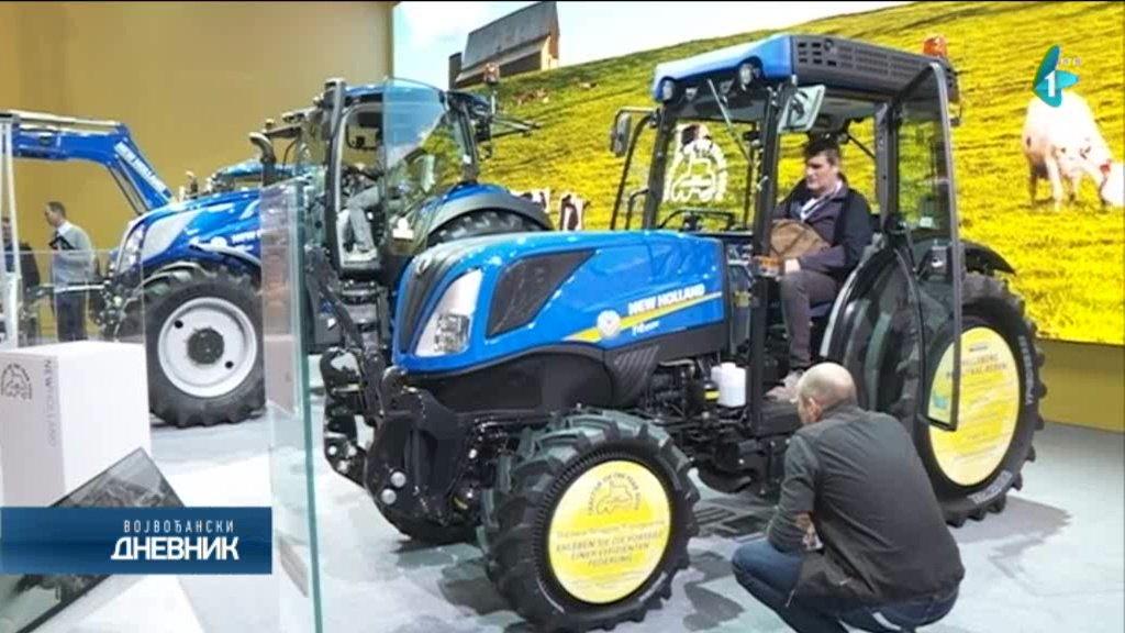 Kako obnoviti poljoprivrednu mehanizaciju?