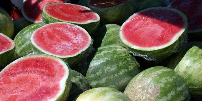 Kako prepoznati slatku lubenicu?