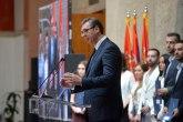 Vučić: Znam da sam Crnoj Gori kriv za sve