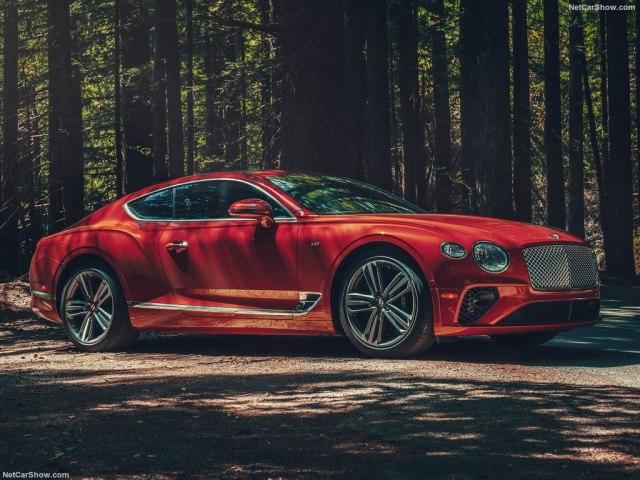 Kako su lopovi ukrali Bentley Continental GT? VIDEO