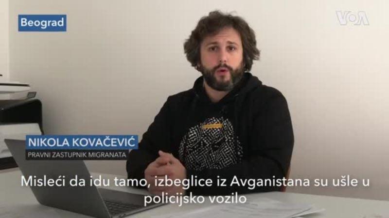 Kako su migranti proterani iz Srbije