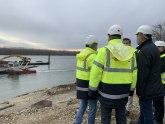 Kako teku radovi na novom mostu preko Save: Do sada završeno 300 šipova, 13 greda... FOTO