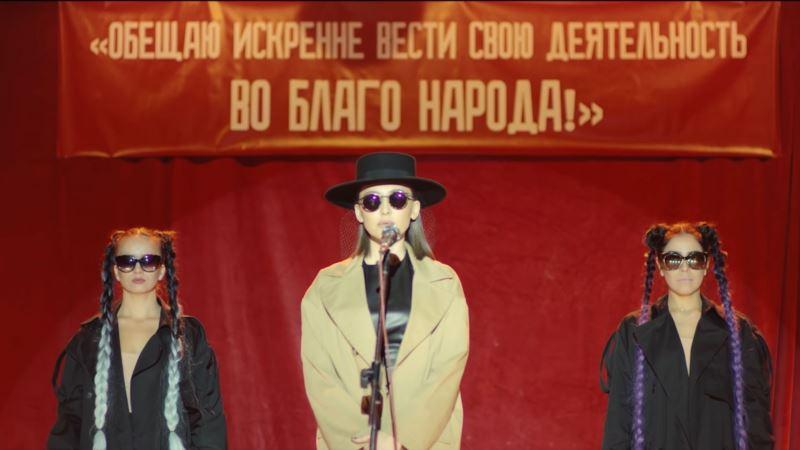 Kako uzbekistanska pop zvezda priča o cenzuri