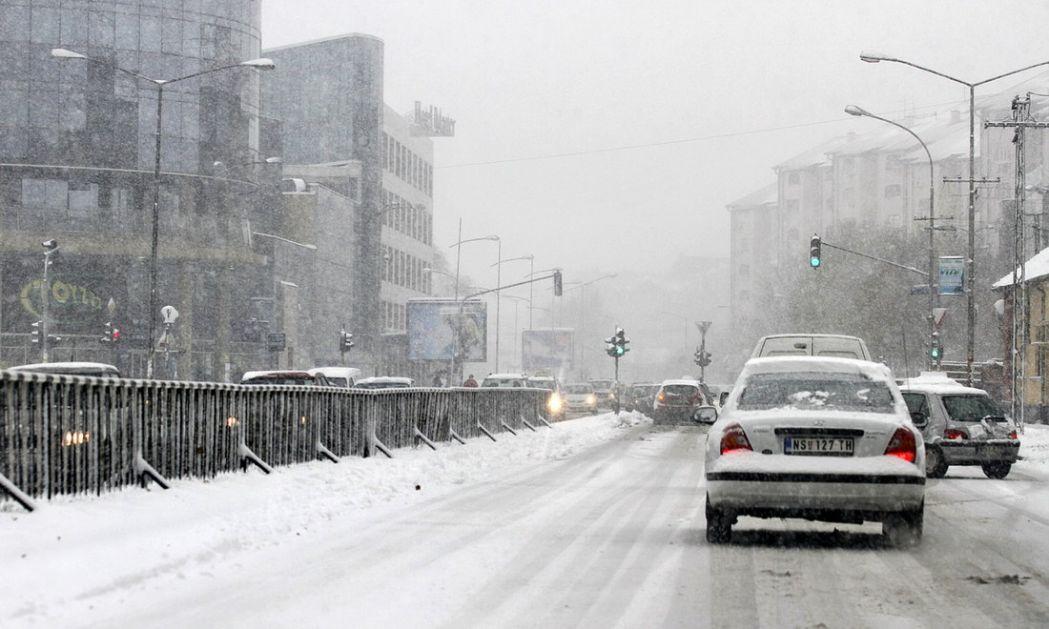 Kako voziti bezbedno u zimskim uslovima?