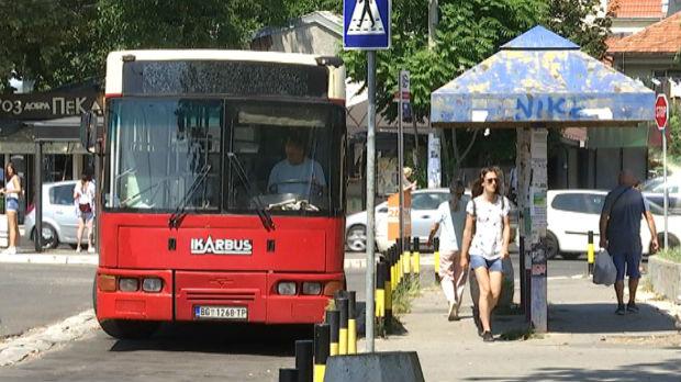 Kako zadržati vozače autobusa u Beogradu