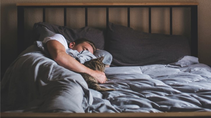 Kako zaspati za manje od 60 sekundi?
