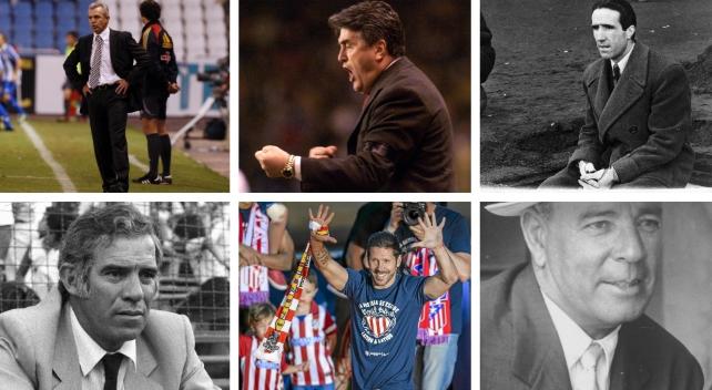 Kakva ekipa - Elenio Erera, Luis Aragones, Dijego Simeone i - Radomir Antić!